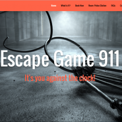 Escape game 911