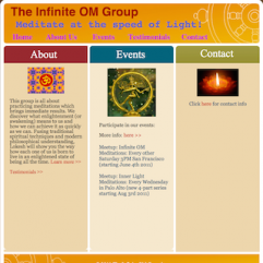 Infinite Om Group